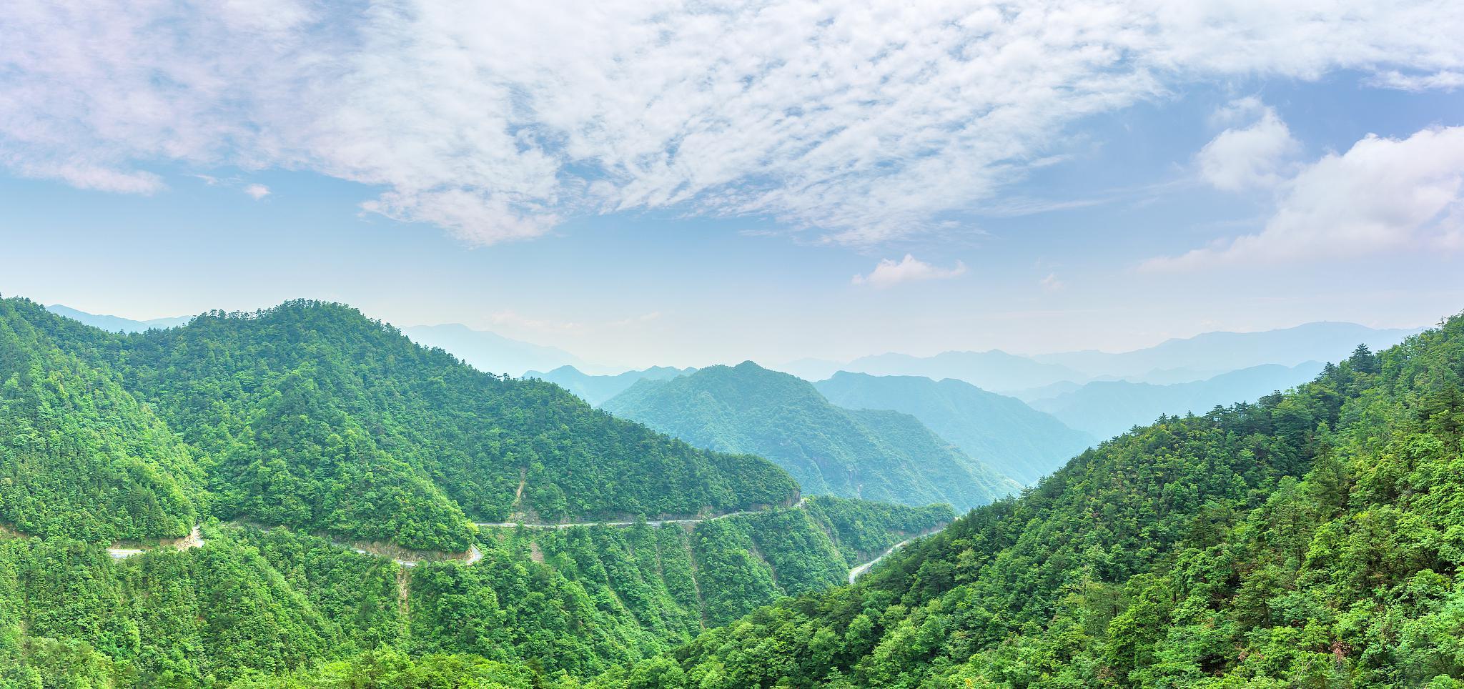 浙西大峽谷