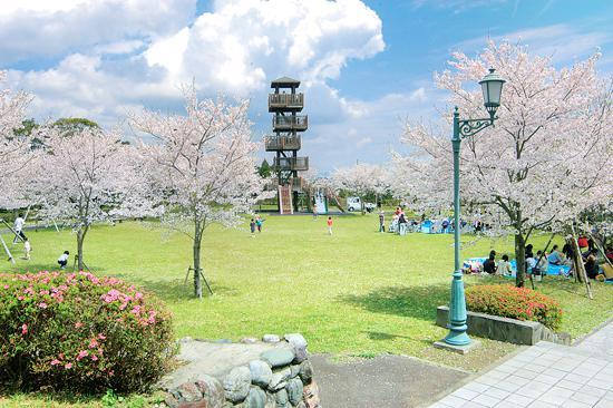 鹿児島県立吉野公園