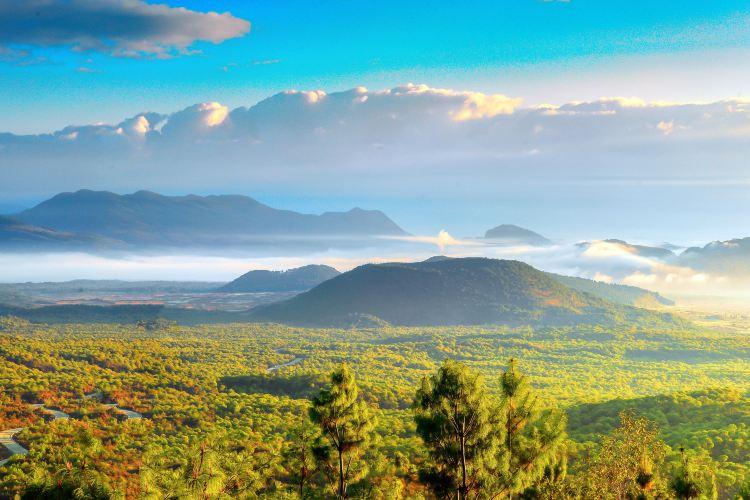 火山地熱國家地質公園