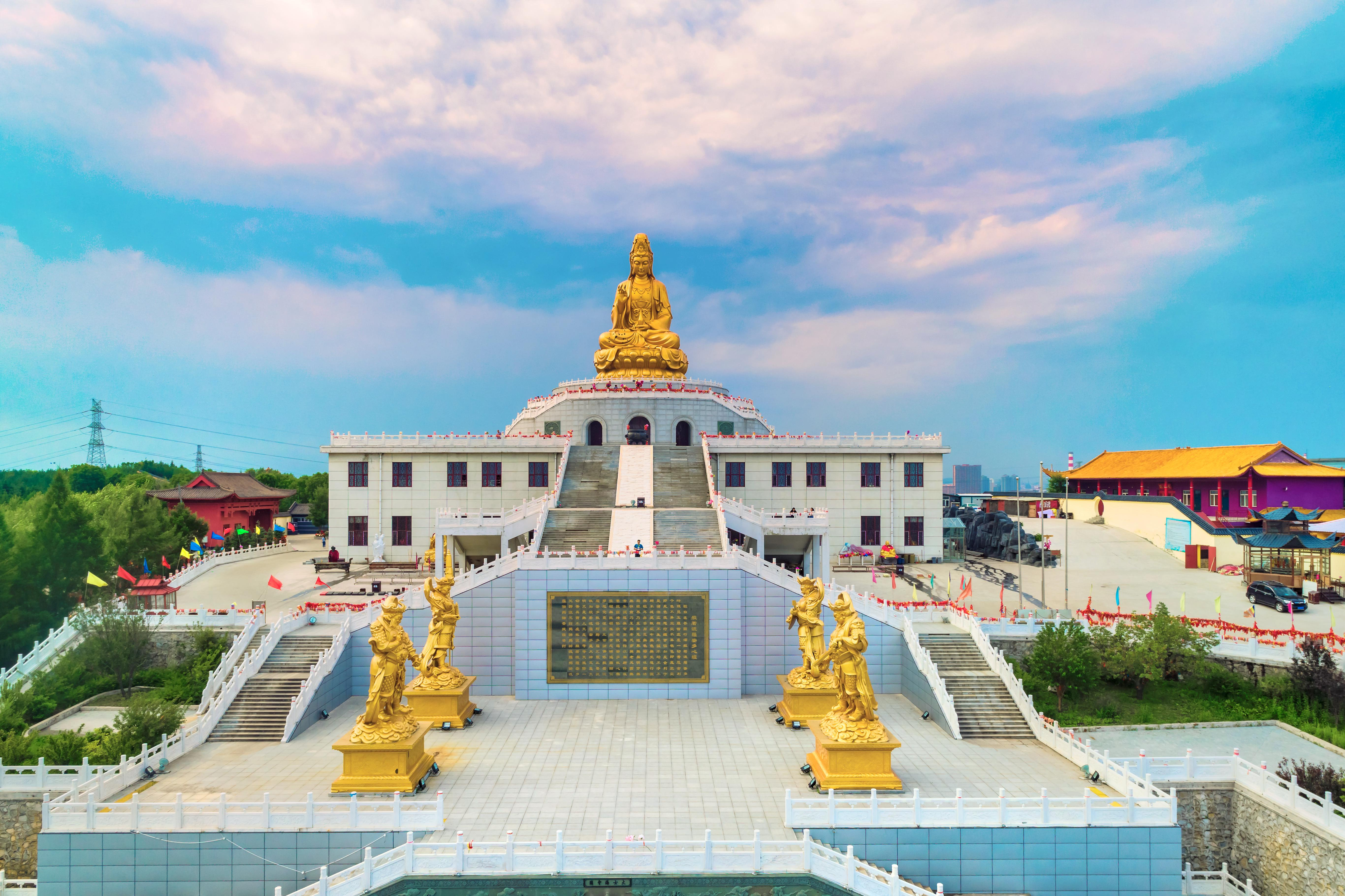 Putuoshan Religious Culture Scenic Area