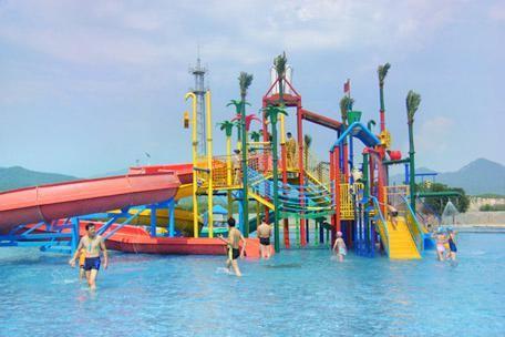 Xixi Water Amusement Park