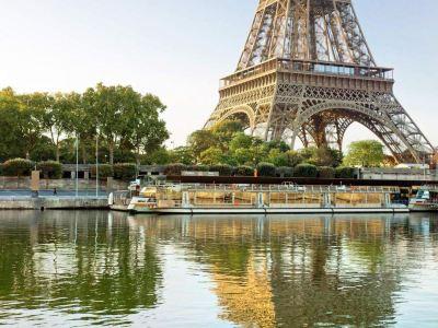 Bateaux Parisiens塞納河遊船