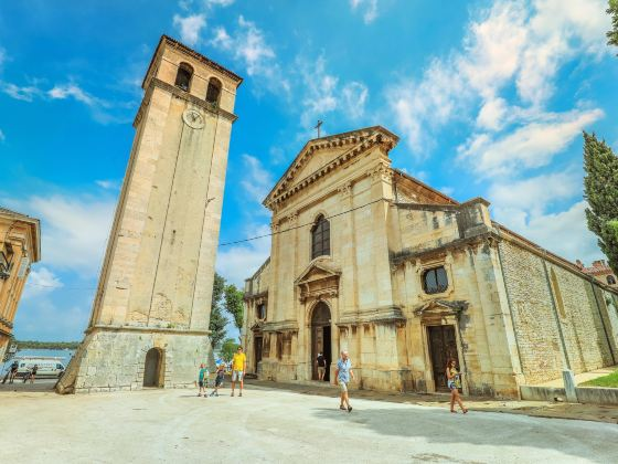 The Cathedral of Pula