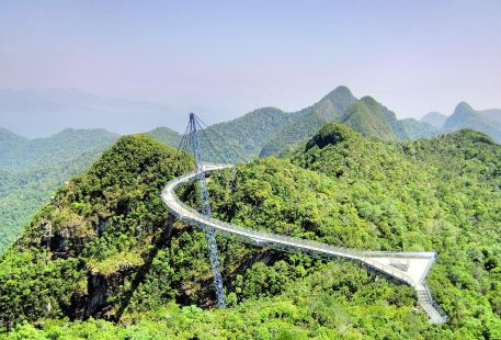 The Langkawi Sky Bridge