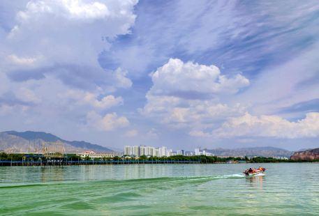 Taiji Lake,Taiji Island