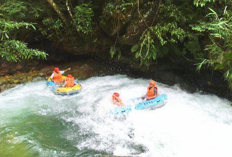 Rafting Beidishan Canyon
