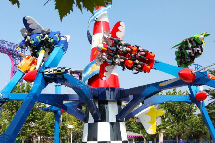 Fuhua Amusement Park2
