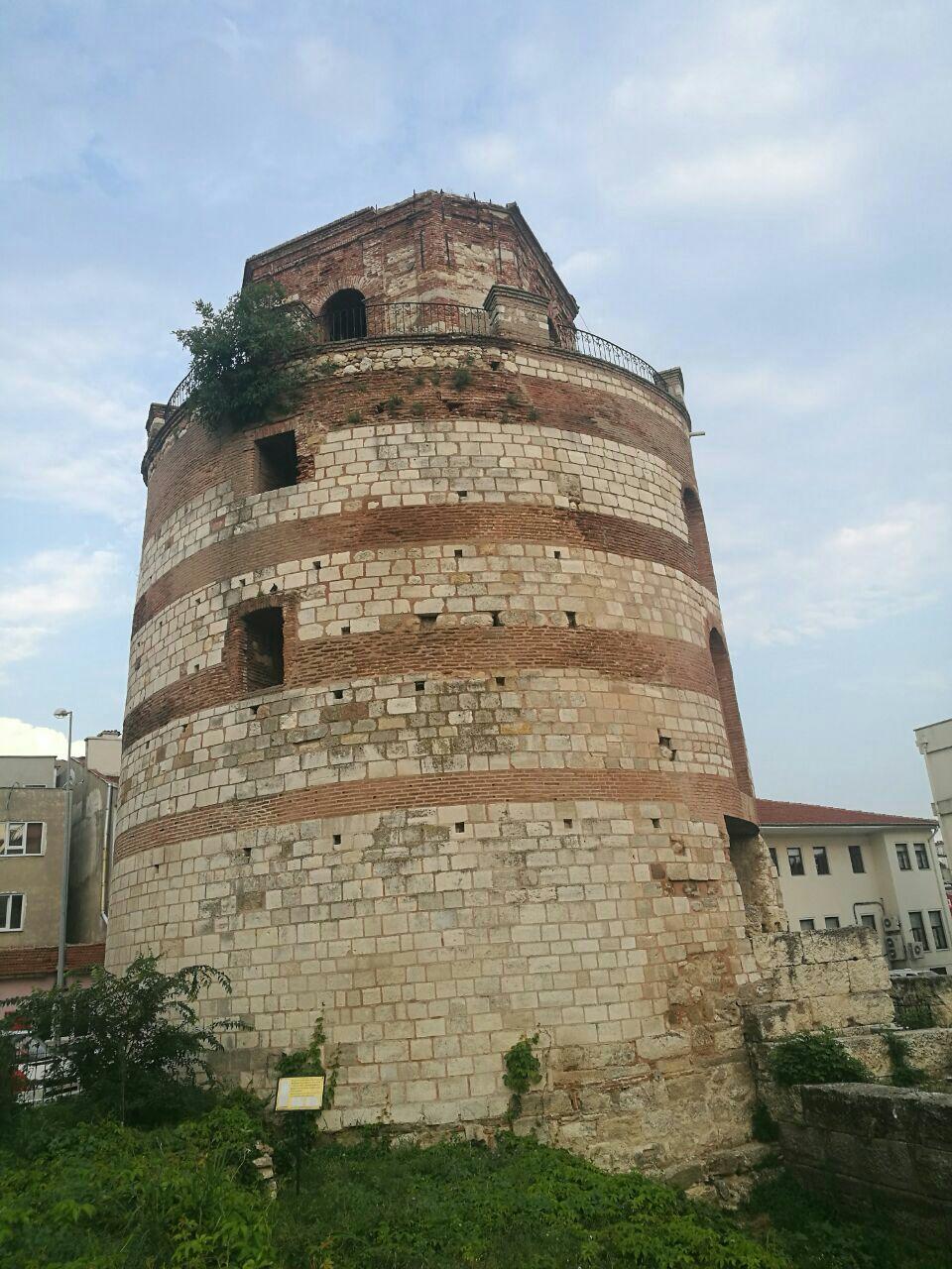 Macedonian Tower