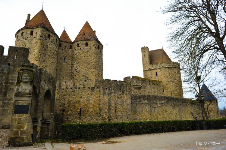 卡爾卡松城堡4