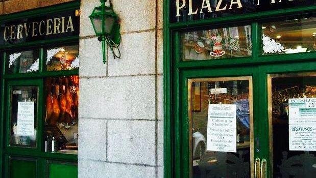 Cerveceria Plaza Mayor1