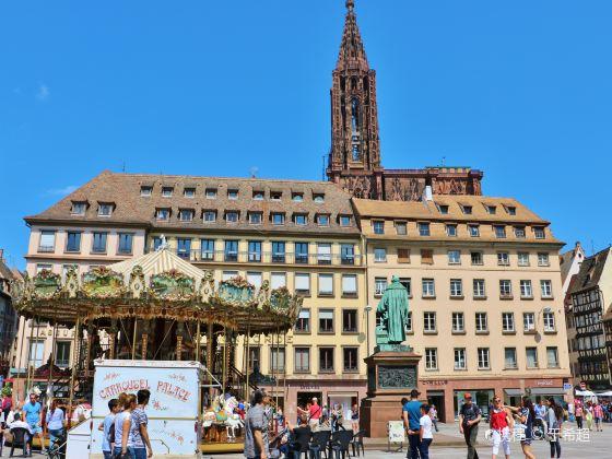 古登堡廣場