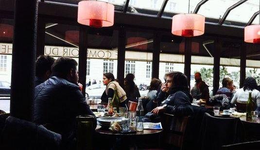 Le Cafe du Pantheon