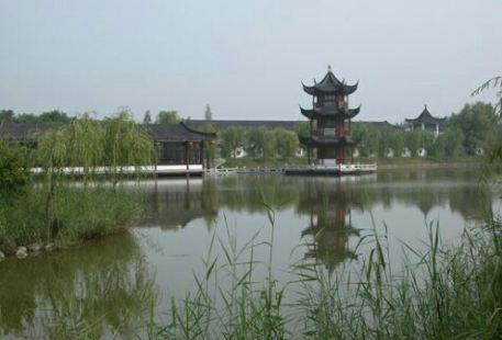 雁鳴湖景區