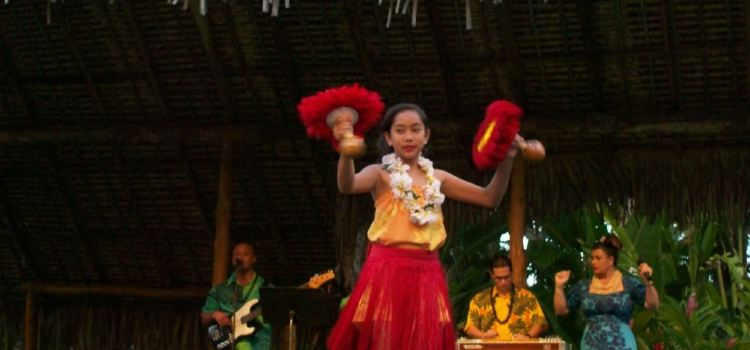 Alii Luau At The Polynesian Cultural Center