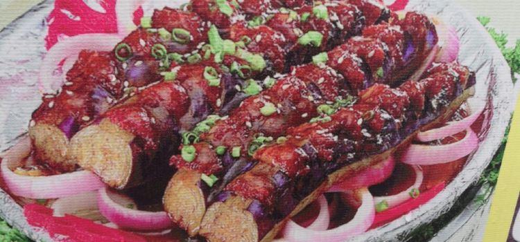 德天壯家人菜館1