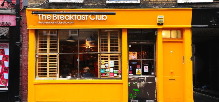 The Breakfast Club (Soho)1