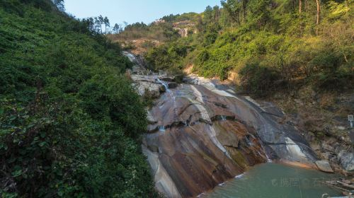 Shuilian (Water Curtain) Cave