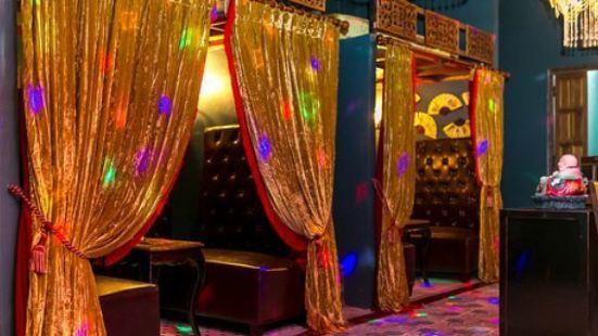 Zhu Restaurant Bar Lounge