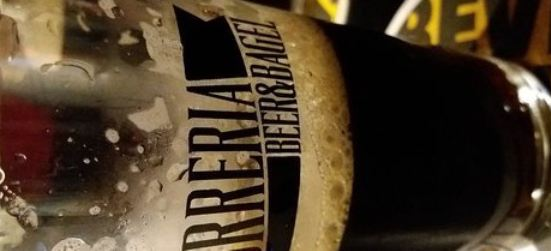 Scurreria Beer and Bagel