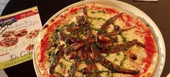 Pizza Socca Da Gilou
