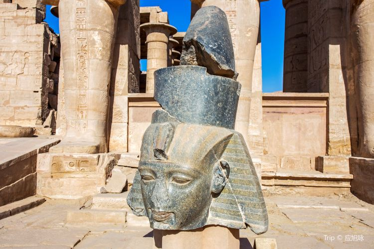 Ramesseum (Mortuary Temple of Ramses II)3