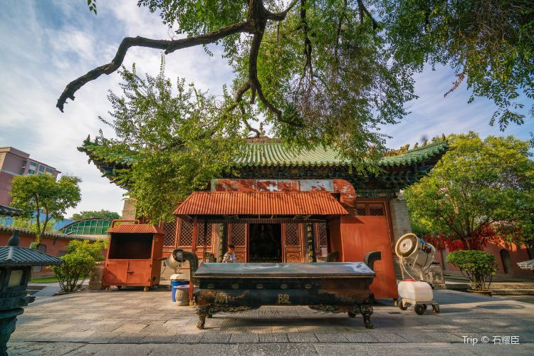 Zhengzhou City God Temple3