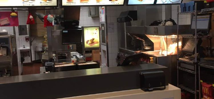 麥當勞(福州上三路店)2
