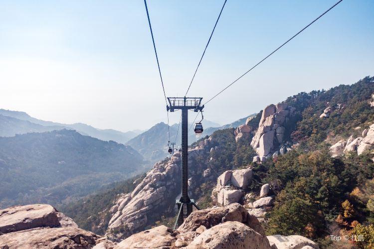 라오산 쥐펑 관광단지3