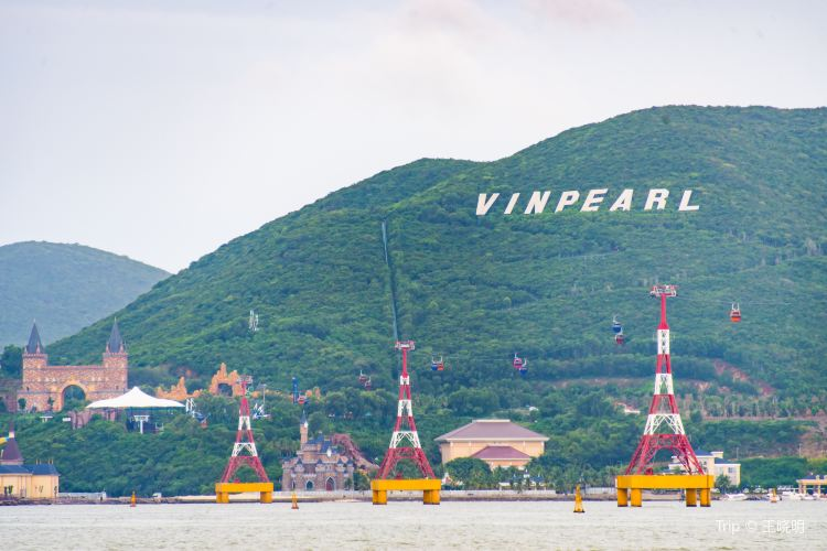 Vinpearl Cable Car1