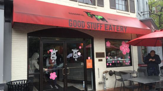 Good Stuff Eatery Georgetown