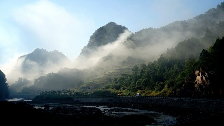 Jiulong Mountain Scenic Area4