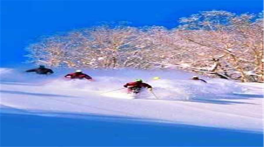 Jingchuantianchi Siji International Ski Field