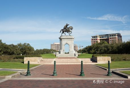 Sam Houston Park