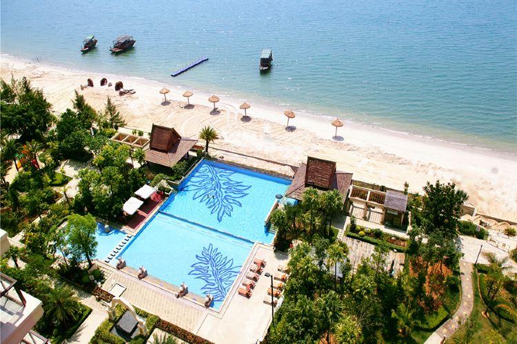 Xunliao Bay Deze Garden Hotel Beach2