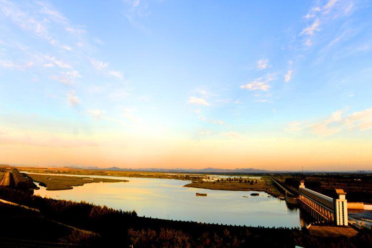 遼河七星湖景區1