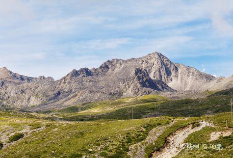 Zheduo Mountain