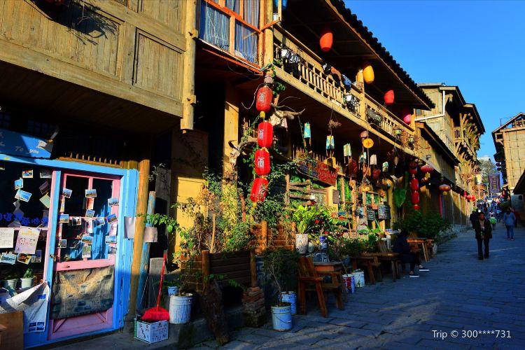 Moxi Ancient Town3