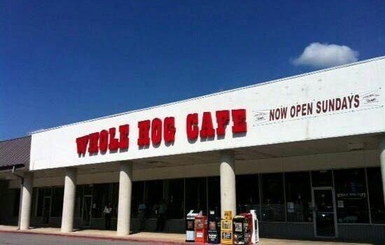 Whole Hog Cafe1