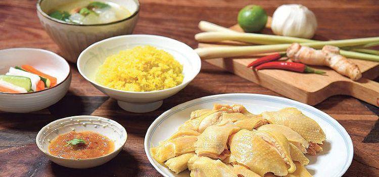 發清海南雞飯3