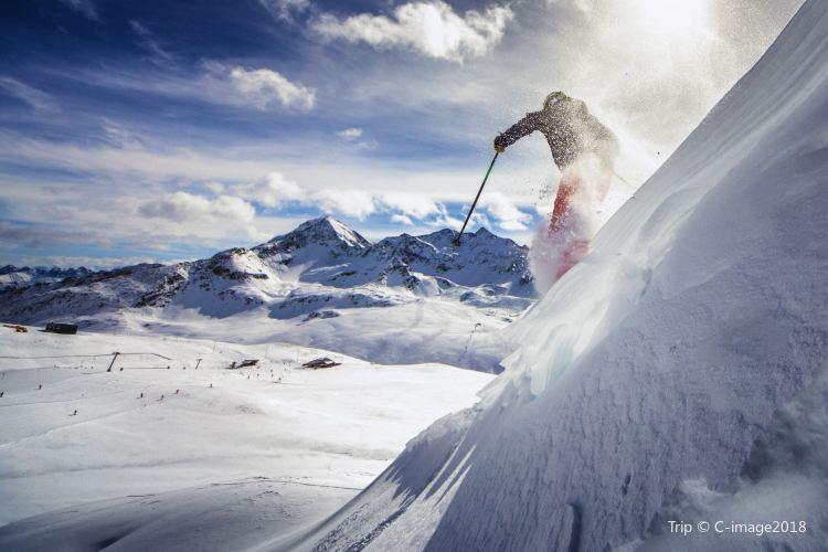 Zermatt Ski Areas1