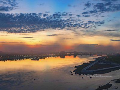綏芬河中俄界河景區