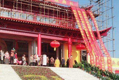 Jiuhuadecang Temple