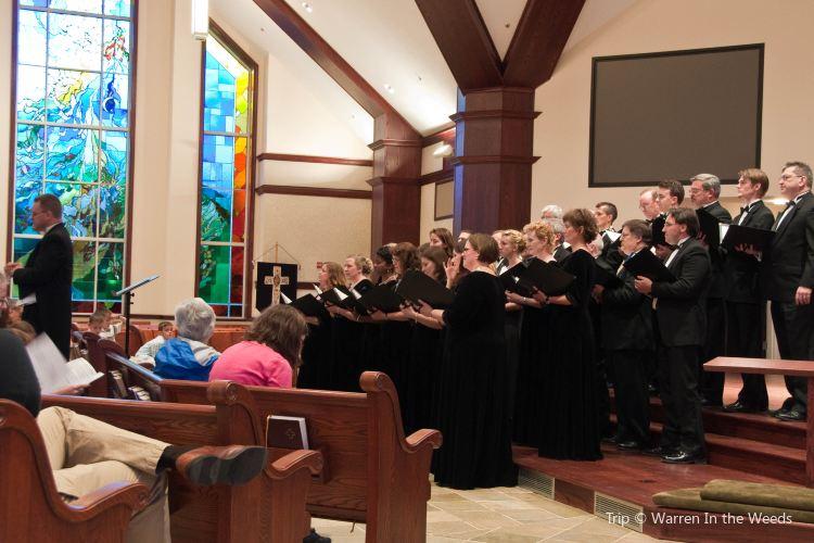Our Saviour Lutheran Church1