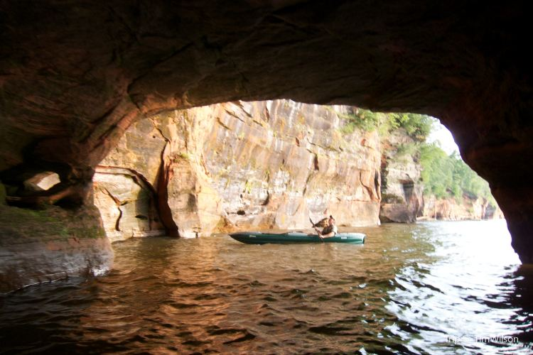 Apostle Islands National Lakeshore Ice Caves1