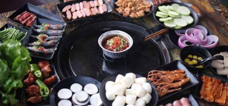 (洋洋)鍋蓋烤肉1