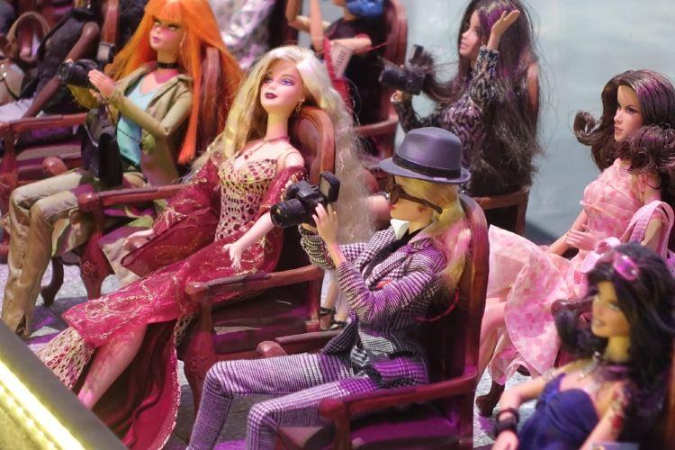 芭比娃娃展3