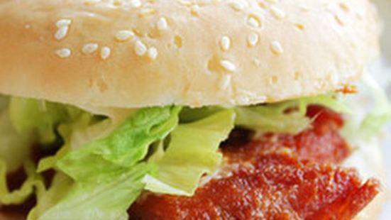 奧斯汀炸雞漢堡(馬陵山店)
