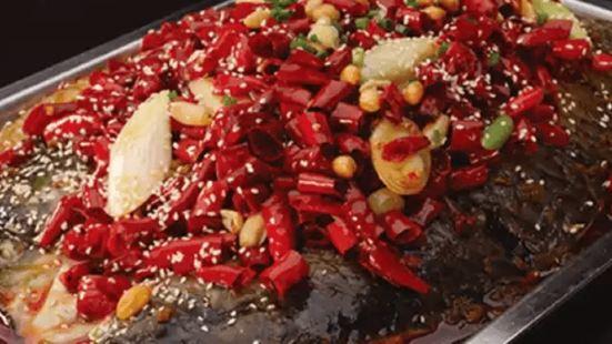 萬州野貓烤魚