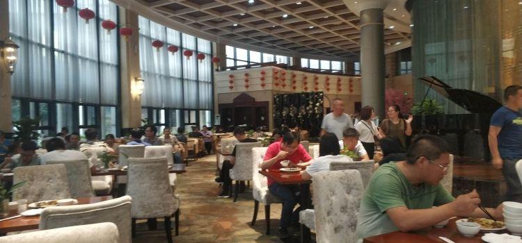 磁湖山莊餐廳2