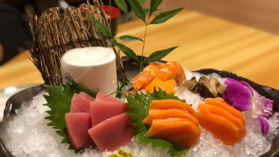 海之子日本料理(萬科美好廣場店)